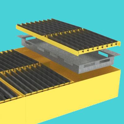 Водоналивные и секционные столы для термической резки металла
